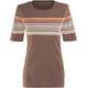 Aclima DesignWool Marius - T-shirt manches courtes Femme - marron